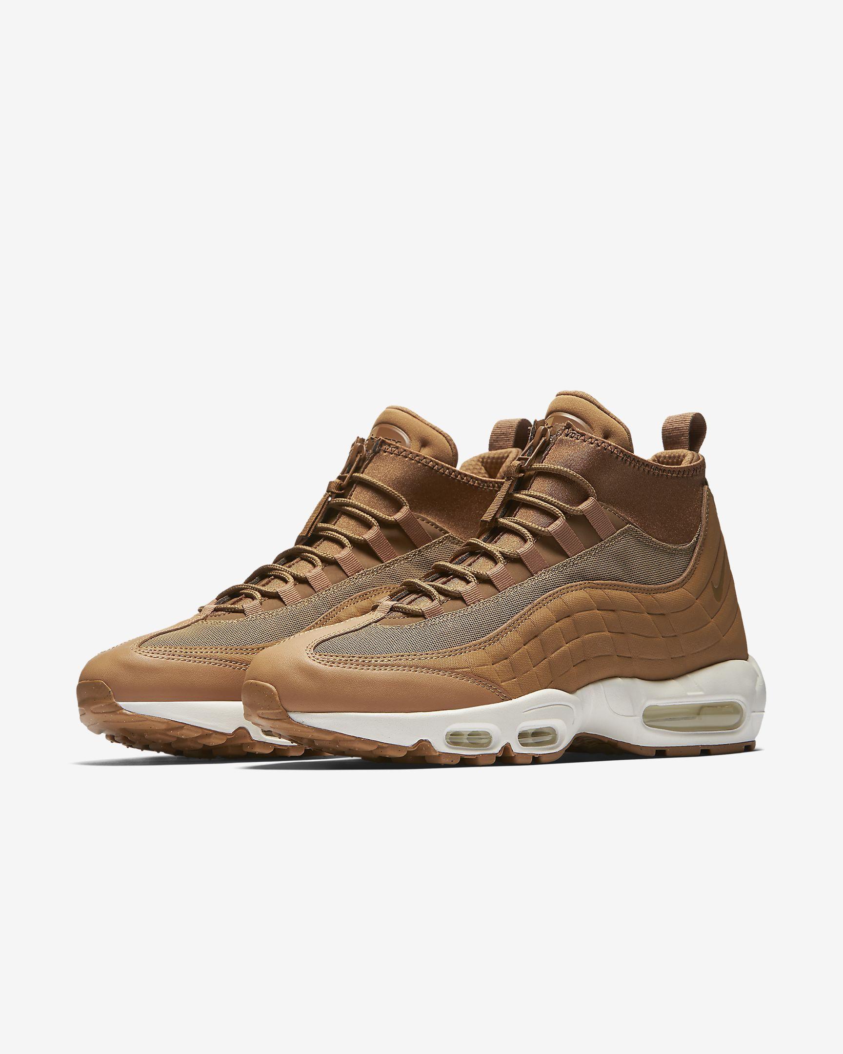 31fdc4cd5f94 Nike Air Max 95 SneakerBoot Men s Boot