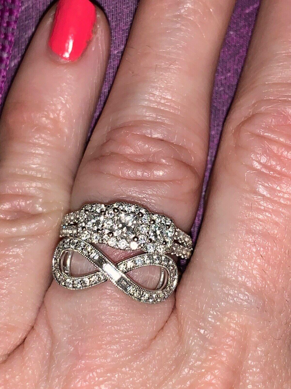 As Nwt Kay Jewelers Leo Diamond Bridal Collection Engagement Ring Retail 24 Leo Diamond Engagement Ring Wedding Rings Engagement White Gold Diamond Engagement