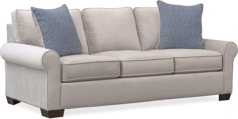 Blake Sofa Value City Furniture Loveseat Sleeper Love Seat