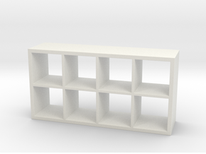 Kallax Shelf Unit Ikea Insert Sold Seperately In White Strong Flexible 1 12 Interior Kallax Shelf Unit Shelves