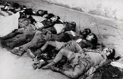 Jaumedecurs. El món de les ciències socials.: Masacre en la carretera