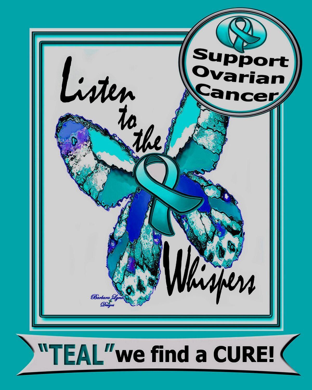 Pin On Ovarian Cancer Awareness Inspiration