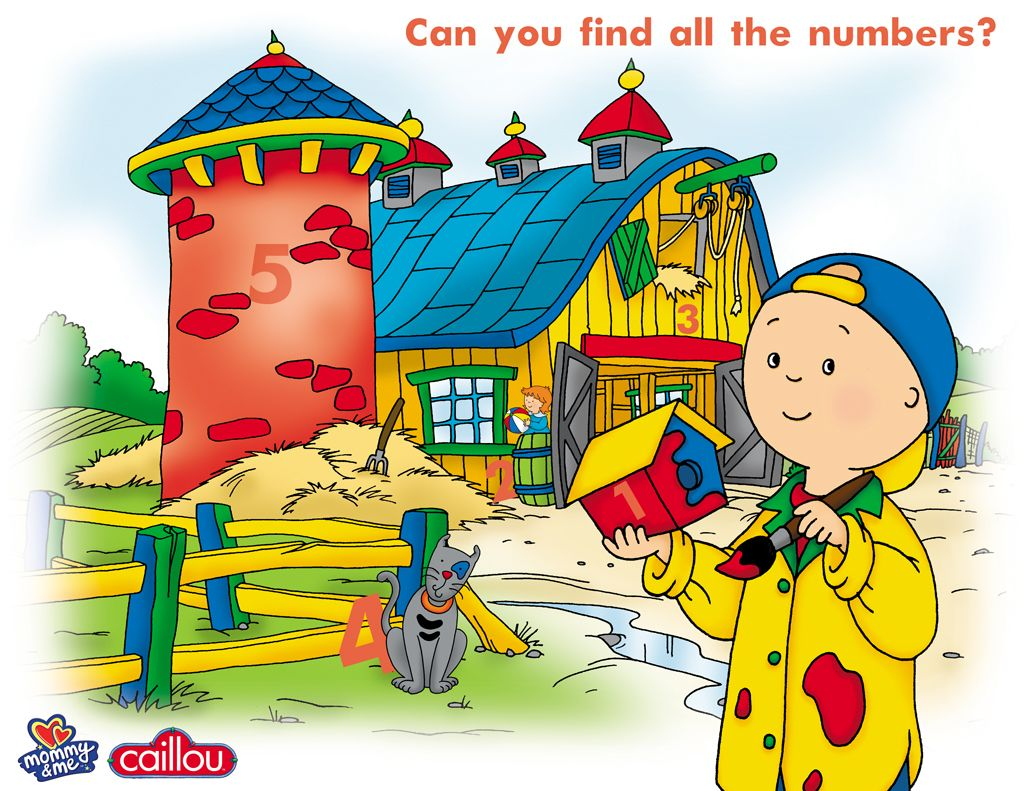 It S Numbers Hide And Seek Help Your Kids Identify Numbers By Trying To Find Them In This