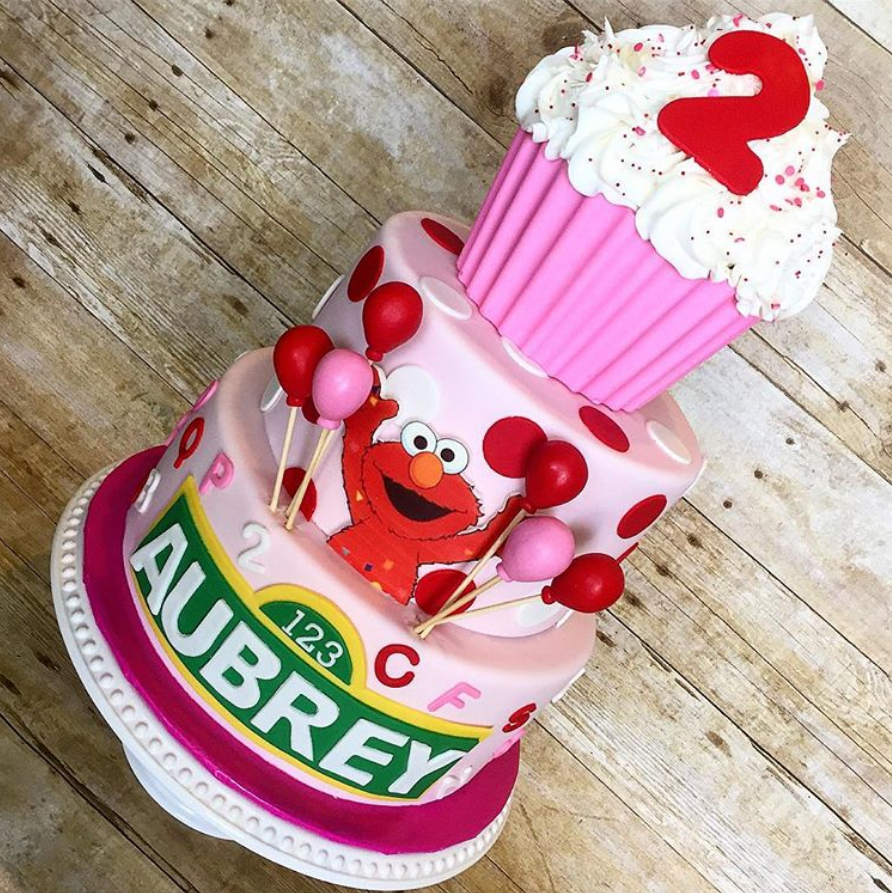 Photo of 11 Adorable Sesame Street Birthday Cakes – Find Your Cake Inspiration