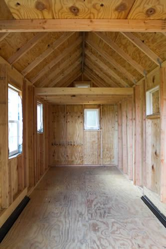 Simple Living Tiny Home Builders Tiny House Loft Tiny House Cabin Affordable House Plans