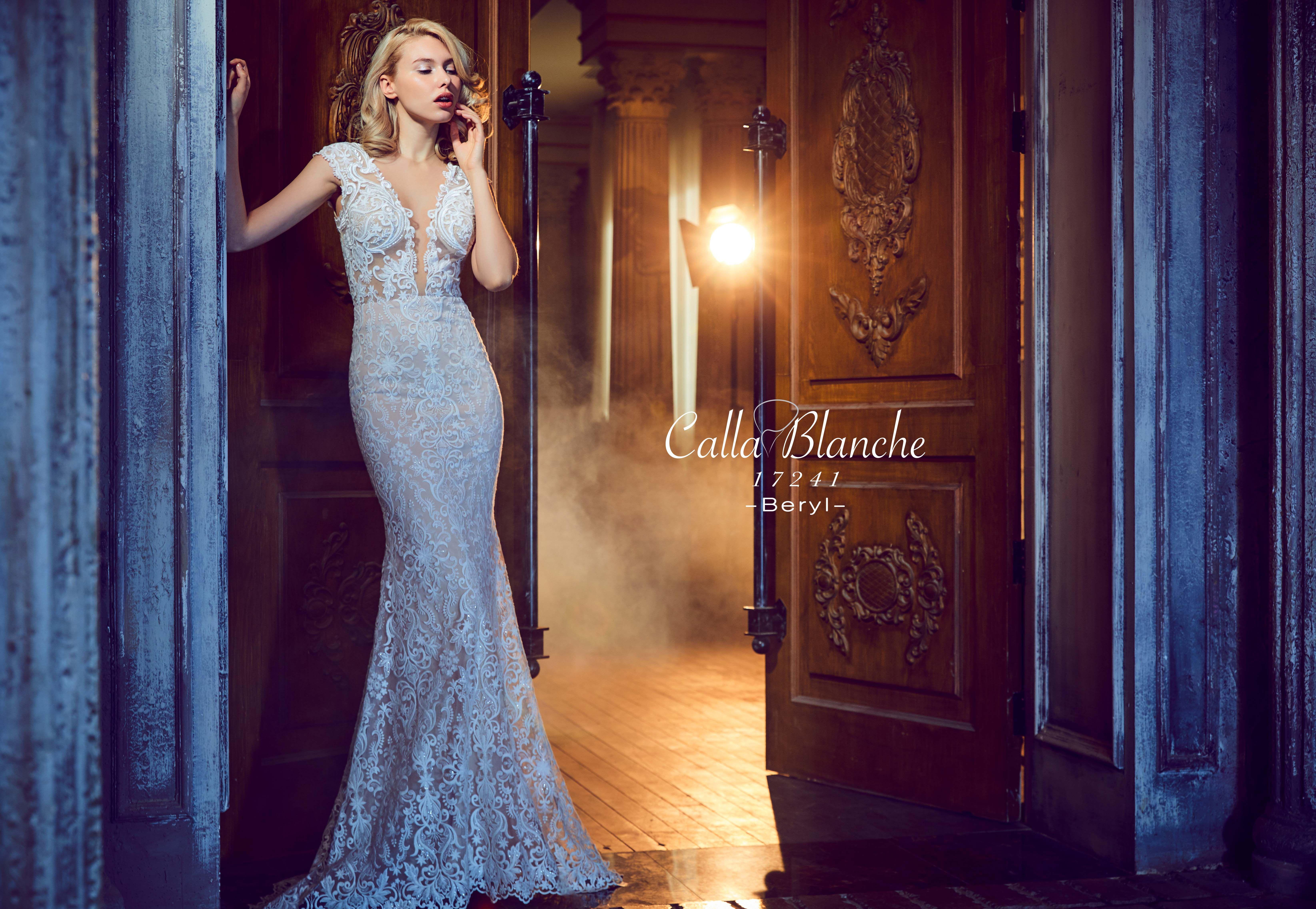Adaline Wedding Dress Style 16106. Size 10, Ivory, $1,998 available ...