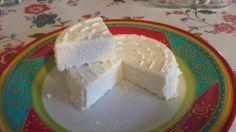 Mi queso fresco de cabra casero