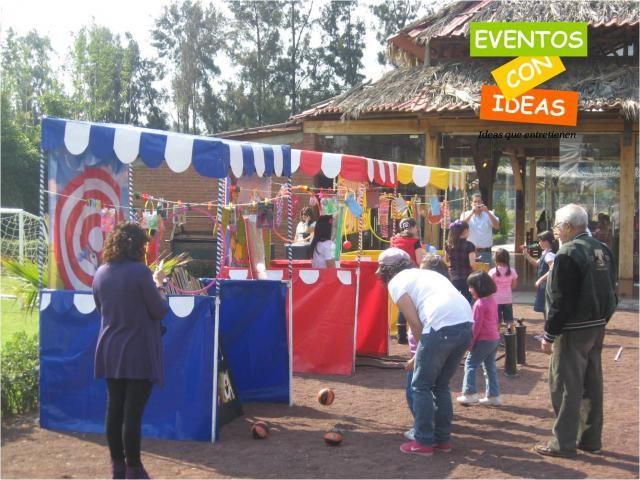 Imagenes De Juegos De Feria Y Destreza En Cuajimalpa Feria