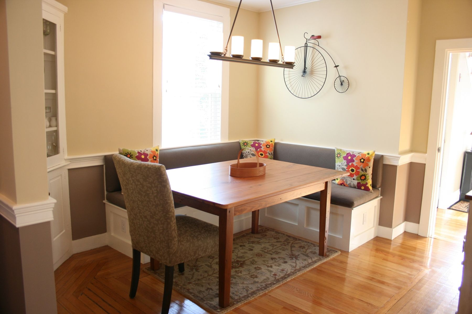 Charming Custom Banquette Seating For Interior Design Rennovation And Addition In  Newburyport, MA