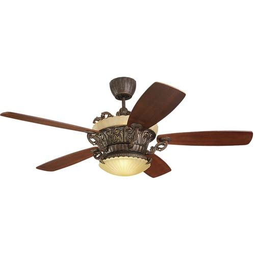 View Monte Carlo 5sbr56tbd L Ornate Strasburg Ceiling Fan In Tuscan Bronze At Farreys Com Bronze Monte Carlo Do It Yourself Home