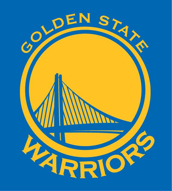 Golden State Warriors Alternate Logo 2010 Present Golden State Warriors Logo Golden State Warriors Wallpaper Nba Golden State Warriors