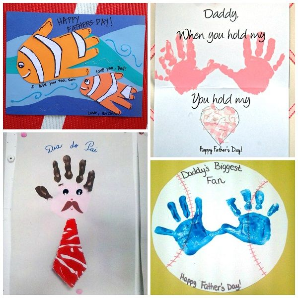 Here Are Some Creative And Easy Father S Day Card Ideas For Kids To