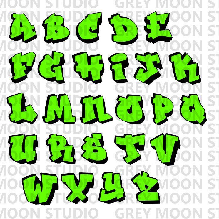 80 S Fresh Prince Individual Letters Layered Font Design Fresh Themed Svg Png Dxf Greymoonstudio Fresh Prince Fresh Prince Of Bel Air Prince Of Bel Air