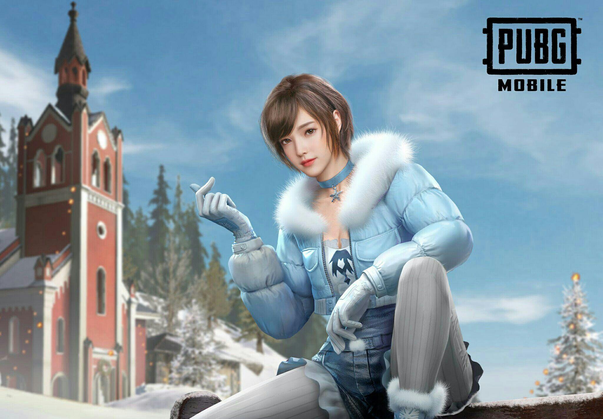 Winter Lady Set Image Wallpaper Wallpaper Free Download
