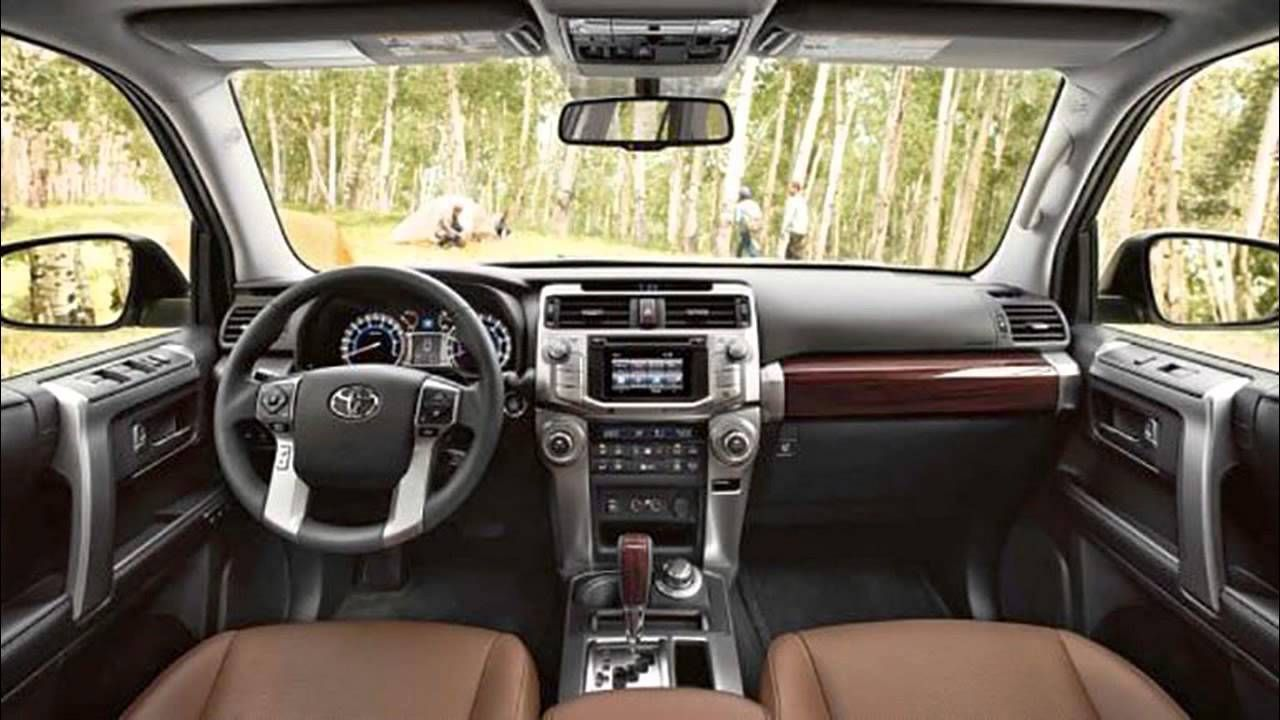 2017 Toyota Tundra Interior Specs