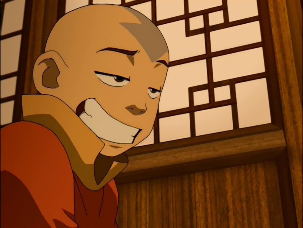 Avatar: The Last Airbender Book 1 Screencaps, Scre