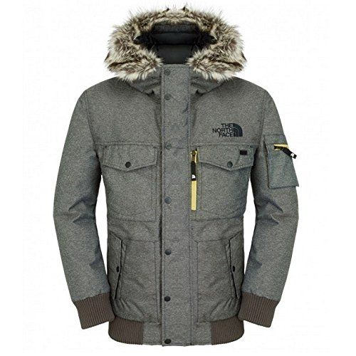 1bd82f2364 Top Product: The North Face Men's Gotham Jacket (X-Large, Graphite Grey  Tweed)