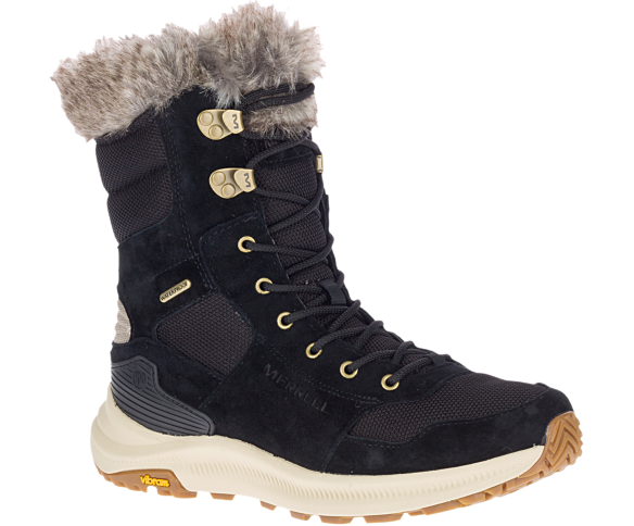 Merrel Women/'s Ontario Tall Waterproof Winter Boot