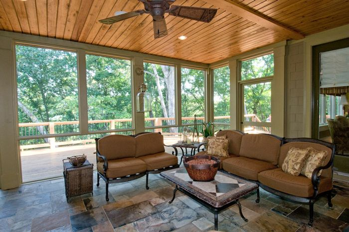 Image Detail For  Enclosed Porch, Enclosed Porch Ideas, Plans, Designs,  Porches