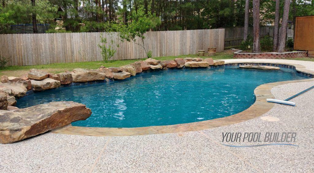 Inground Pool Designs Swimming Pools