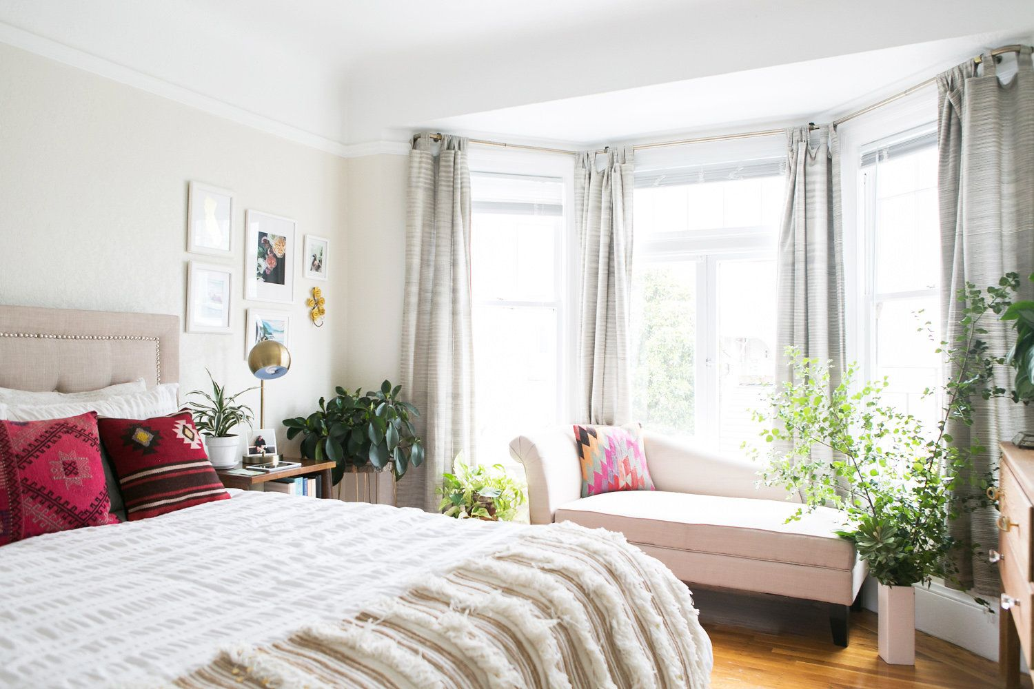 How One Couple Made Their 700-Square-Foot Apartment Feel
