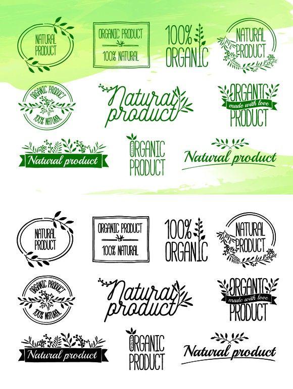 Organic / Natural Logo Design