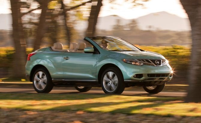 Awesome Nissan 2017 Murano Crosscabriolet Check More At Http