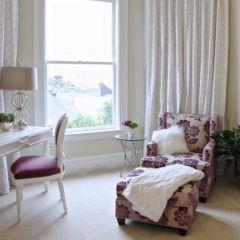 modern bedroom by Alexandra Torre Design & Interiors