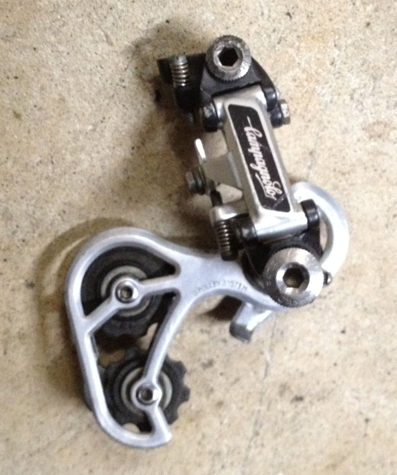 We love Campagnolo @ http://www.wocycling.com/