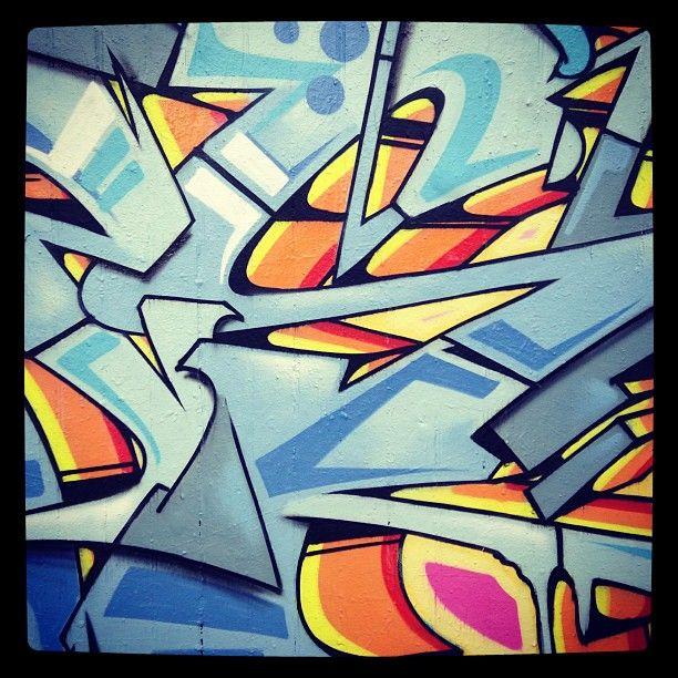#detailshotoftheweek #bates #folketspark #malmö #graffiti #aots #wallsoffame #sweden #aug2013 #Padgram