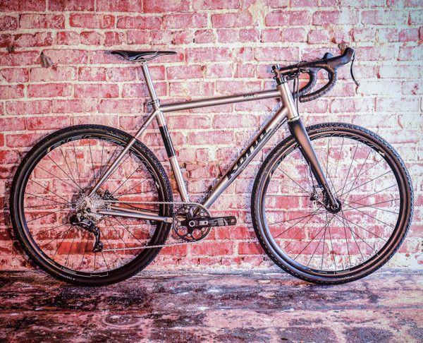 Kona Rove Ti   pedal-driven   Pinterest
