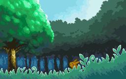 Viridian Forest Pokemon