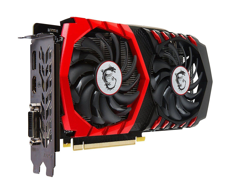 Amazon.in Buy MSI GAMING GeForce GTX 1050 Ti 4GB GDDR5