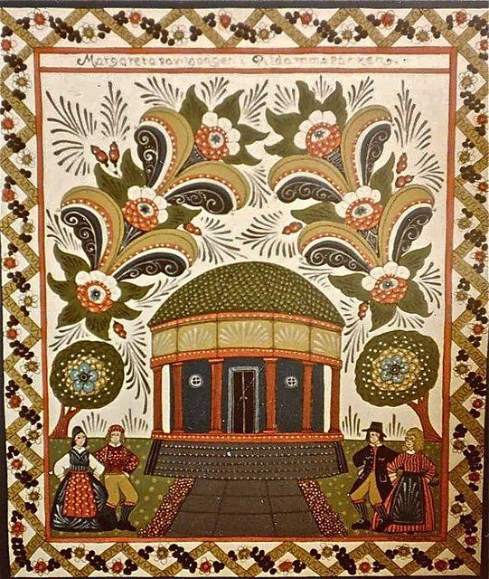 Malmoe Theme Scandinavian Folk Art Scandinavian Art Folk Art