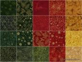 Christmas batiks , would be good for postcards!! — Missouri Star Quilt Co.