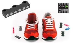 of Magnetic Laces €5 Shoe Groupon for Pair 49Groupon fgyYb76