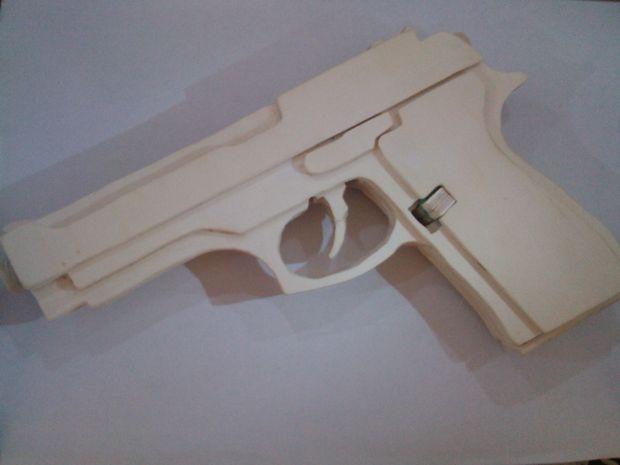 Pin On Rubber Band Guns
