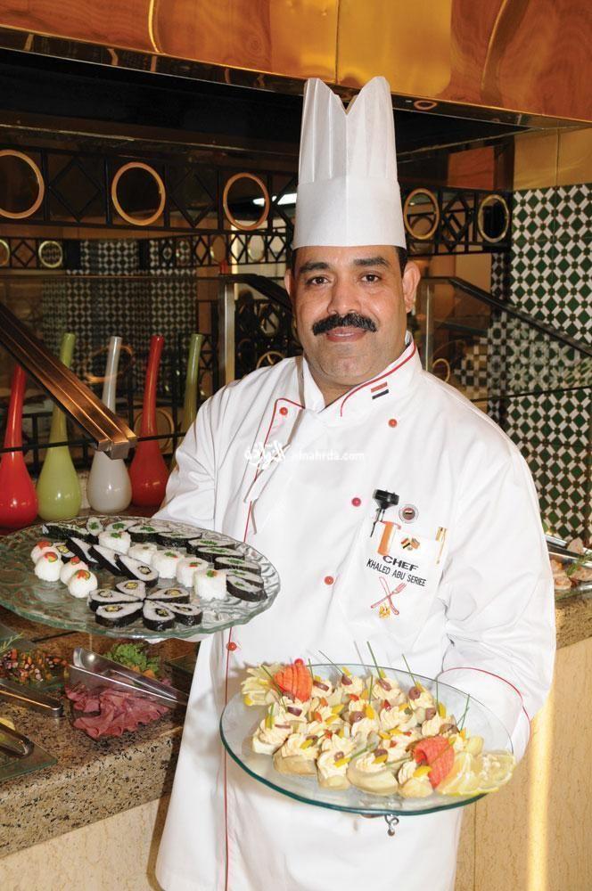 نصائح واكلات الشيف خالد النهارده Chef Jackets Chef Fashion