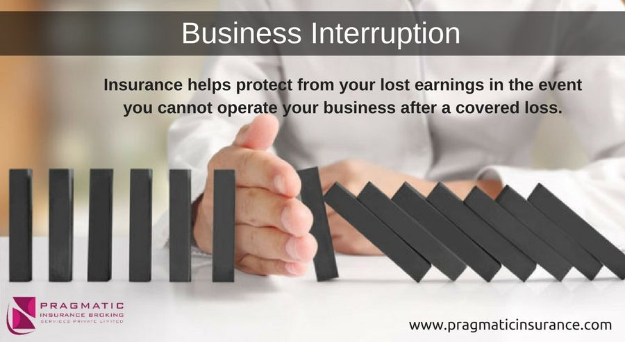 Business Interruption Insurance Helps Protect From Your Lost