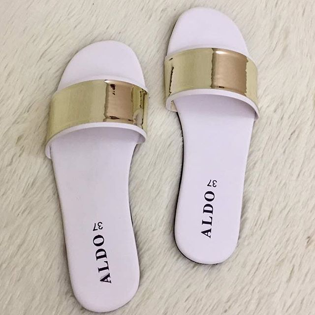 Aldo Slippers in Rs 1499 For Order 0324-2588825 Whatsapp/Call/Inbox Size 36-41 Delivery in 3 Days Free Delivery all over Pakistan #karachi #karachites #lahore #lahorediaries #lahores #rawalpindi #faislabad #islamabad #onlineshop #adidas #shoes #joggers #nike #5secondfix #8bin #kitchentools  #hotbodyshaper #multifunctionslicer #aldo #aldoshoes #aldobag #slippers  Yummery - best recipes. Follow Us! #kitchentools #kitchen