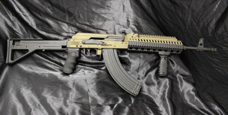 Cutting Edge Arms custom AK