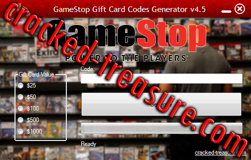 How To Get Free GameStop Gift Card Codes Generator: http://free ...