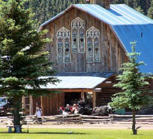 Colorado Weddings And Events At The Barn Evergreen Memorial Park