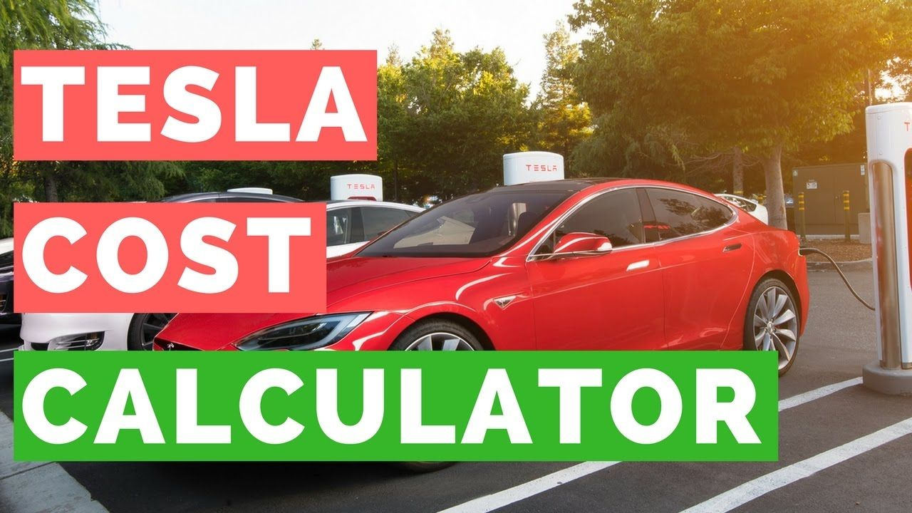 What Does Charging a Tesla Cost? Tesla Model S, Model X