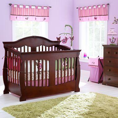 Savanna Grayson 3-pc. Baby Furniture Set - Cherry - jcpenney ...