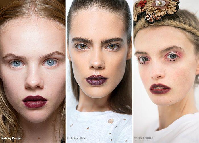 Spring/ Summer 2016 Makeup Trends | Makeup trends, Lips ...