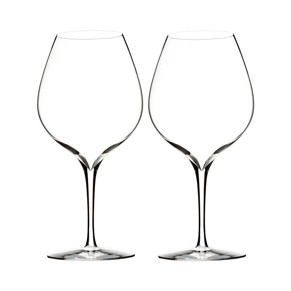 Waterford Elegance Merlot Wine Glass, Pair   Products   Pinterest