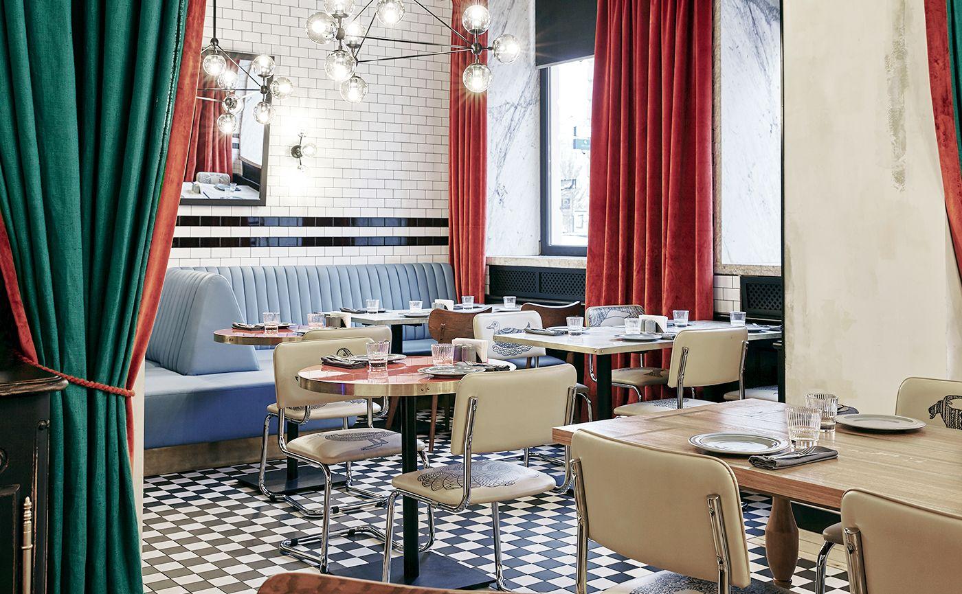 Firmennyj Stil Dlya Restorana Panaziatskoj Kuhni Godji Razrabotano V Agency F Pr Fotografii Ginza Project I Agency F Pr Restaurantes Interiores