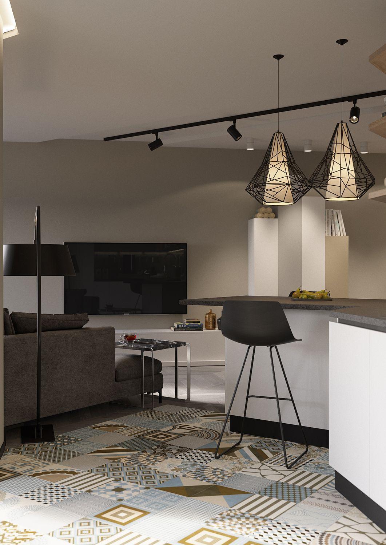 Autodesk Room Design: DE&DE/LIVING ROOM On Behance (с изображениями)