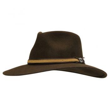 7a48c5ba2e55e SOMBRERO CUADRA ~ Sombrero con detalle de tira y estoperol más claro ...